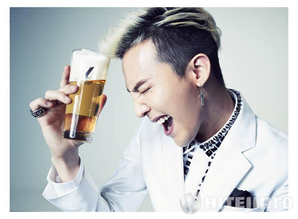 PHOTOS  Unseen  G-Dragon Hite  G Dragon 2014 Photoshoot