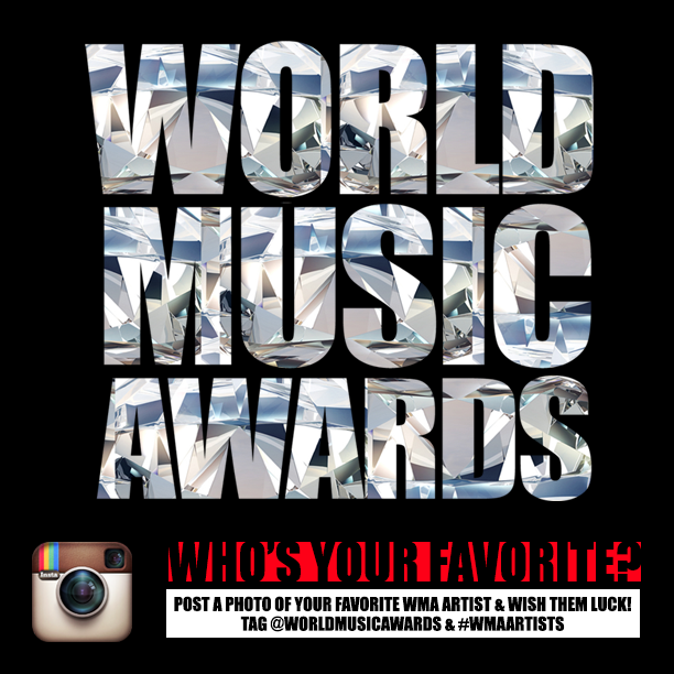 [ADMIN POST] How To Vote for BIGBANG and G-Dragon for World Music Awards 2014